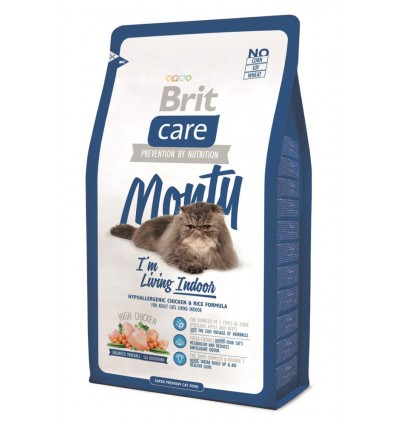 Brit Care Living Indoor Cat