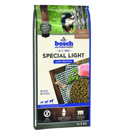 Bosch Special Light Low Protein 12.5kg