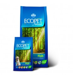 Ecopet Natural Fish Adult Mini 12kg