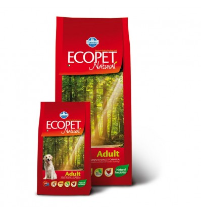 Ecopet Natural Adult Mini 12kg