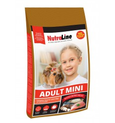 Nutraline Dog Adult Mini, 8kg
