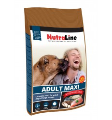 Nutraline Dog Adult Maxi, 12.5kg