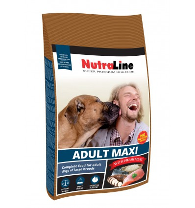 Nutraline Caine Adult Maxi 12.5kg