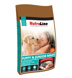 Nutraline Dog Puppy & Junior Maxi, 12.5kg