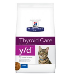 Hill's Dieta Pisica y/d Thyroid Care, 5kg