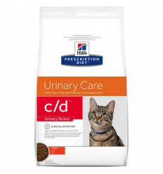 Hill's Dieta Pisica c/d Urinary Stress Chicken, 8kg