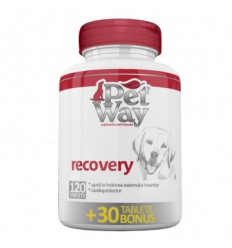 PetWay Recovery, 120 tablete