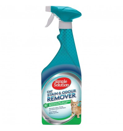 Bramton Simple Solution Stain & Odour Remover Cat