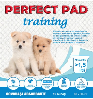 Perfect Pad Covorase Absorbante Caini