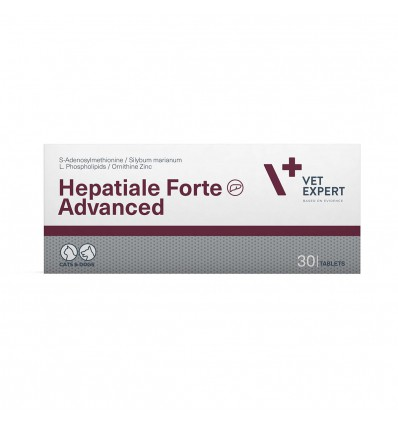 Hepatiale Advanced, 30 tablete