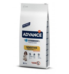 Advance Dog Sensitive Somon & Orez, 12kg