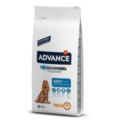 Advance Dog Medium Adult, 14 kg