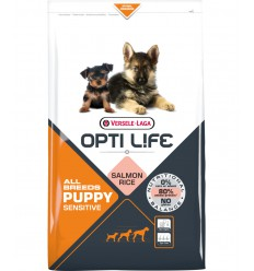 Opti Life Puppy Sensitive All Breeds, 12.5kg