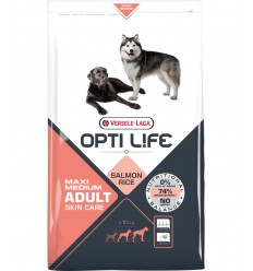 Opti Life Adult Skin Care Medium & Maxi, 12.5kg