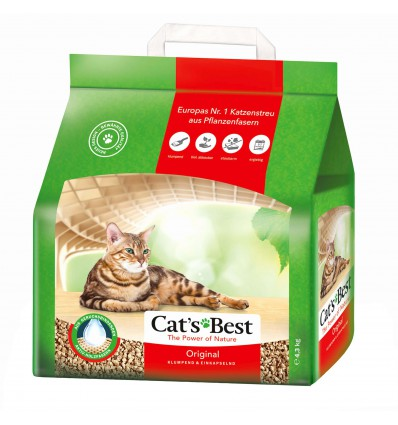 Cat's Best Original Asternut Pisica