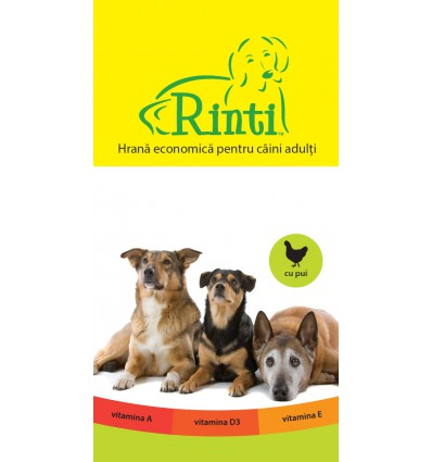 Rinti Dog Chicken, 10kg