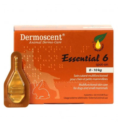 Dermoscent Essential 6 Spot-On Caini
