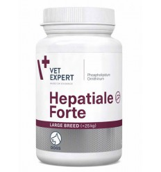 Hepatiale Forte Large Breed 550mg, 40 tablete