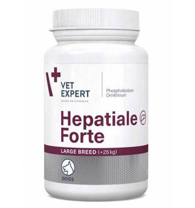 Hepatiale Forte 550mg, 40 tablete