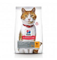 Hill's Feline Adult Young Sterilised Chicken