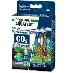 JBL ProAqua Test Permanent CO2 plus pH