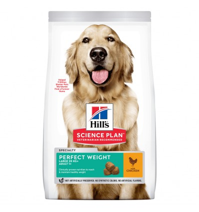 Hill's Adult Large Breed Perfect Weight, 12kg