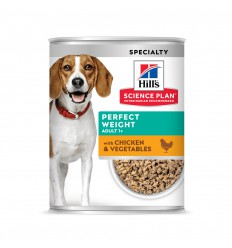 Hill's Canine Adult Perfect Weight, 6x363 grame