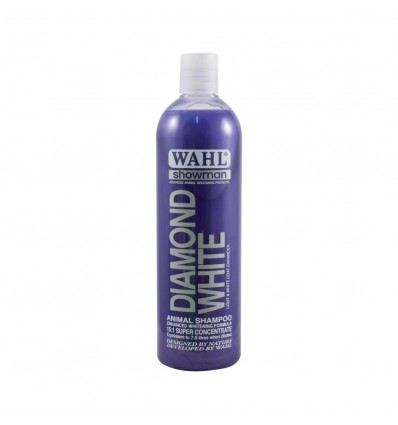 Wahl Sampon Caini Diamond White, 500 ml