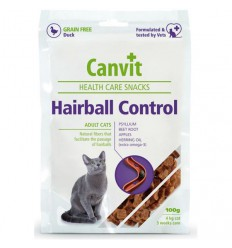 Canvit Cat Health Care Snack Hairball, 100 grame