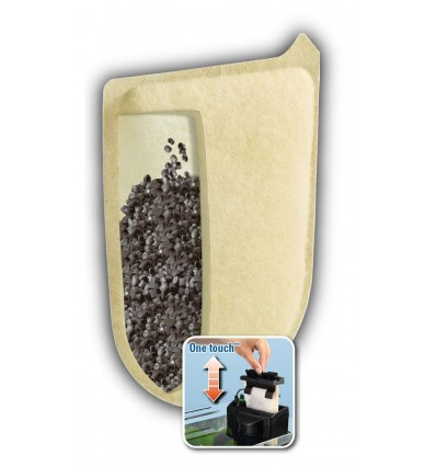 Tetra Filter Pack Carbon Easy Crystal 600