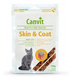 Canvit Cat Health Care Skin & Coat, 100 grame