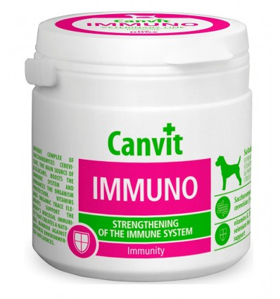 Canvit Dog Immuno, 100 grame