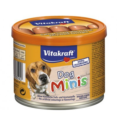 Vitakraft Dog Minis, 120 grame