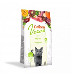 Calibra Cat Verve Mature Lamb & Venison