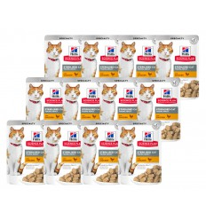 Hill's Feline Adult Young Sterilised, 12x85 grame