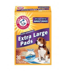Arm & Hammer Covorase Absorbante Adult, 36 bucati