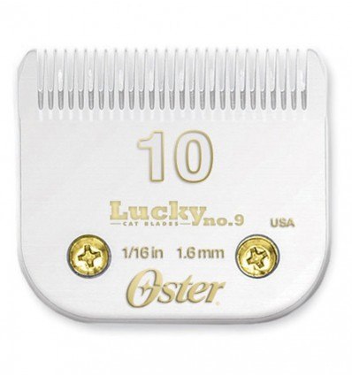 Oster Cutit Lucky Cat Golden A5 SZ 10 / 1.6mm