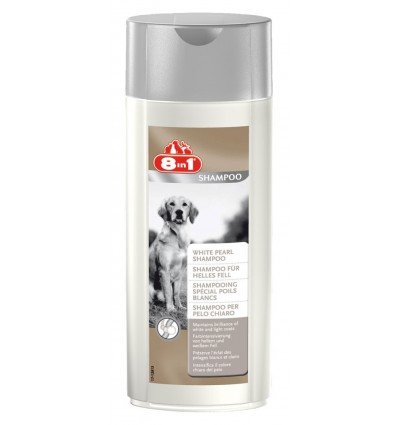 8in1 White Pearl Shampoo 250ml