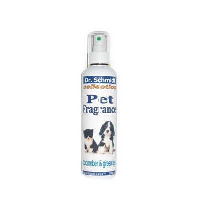 Pet Fragrance Cucumber & Green Tea