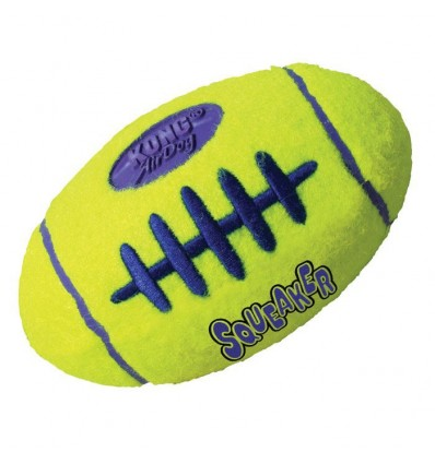 Kong Squeaker Football Small