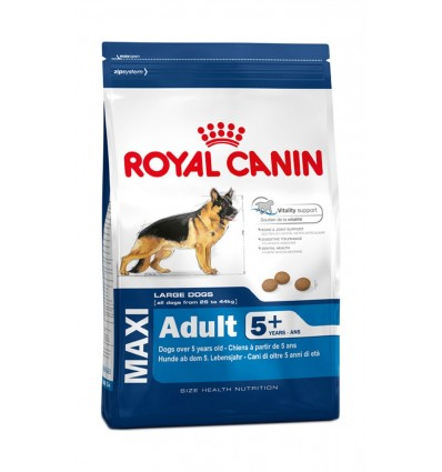 Royal Canin Maxi Adult 5+ (Mature) 10kg