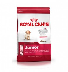 Royal Canin Medium Junior, 15kg