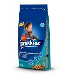 Brekkies Excel Cat Fish Mix, 20kg