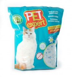 Pet Expert Nisip Silicatic Litiera, 7.6L