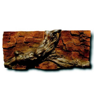 Aquarium Munster Decor Acvariu Brazil 98x47cm