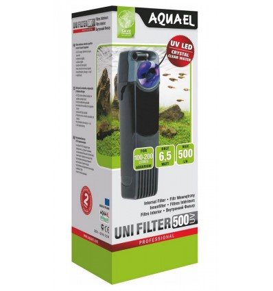 Aquael Filtru Intern UNI+UV 500
