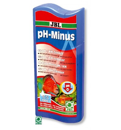 JBL pH Minus 250ml