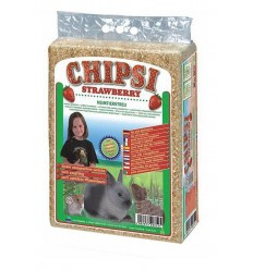 Chipsi Strawberry 60L