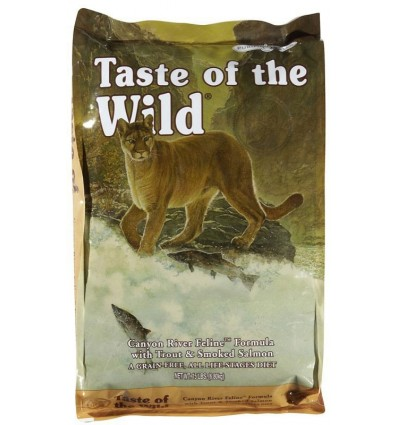 Taste Of The Wild Canyon River Pisica 6.8kg
