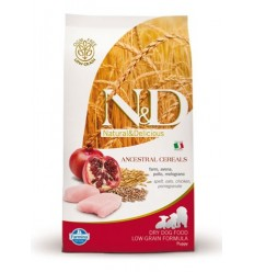 N&D Low Grain Pui & Rodie Puppy Mini, 7kg